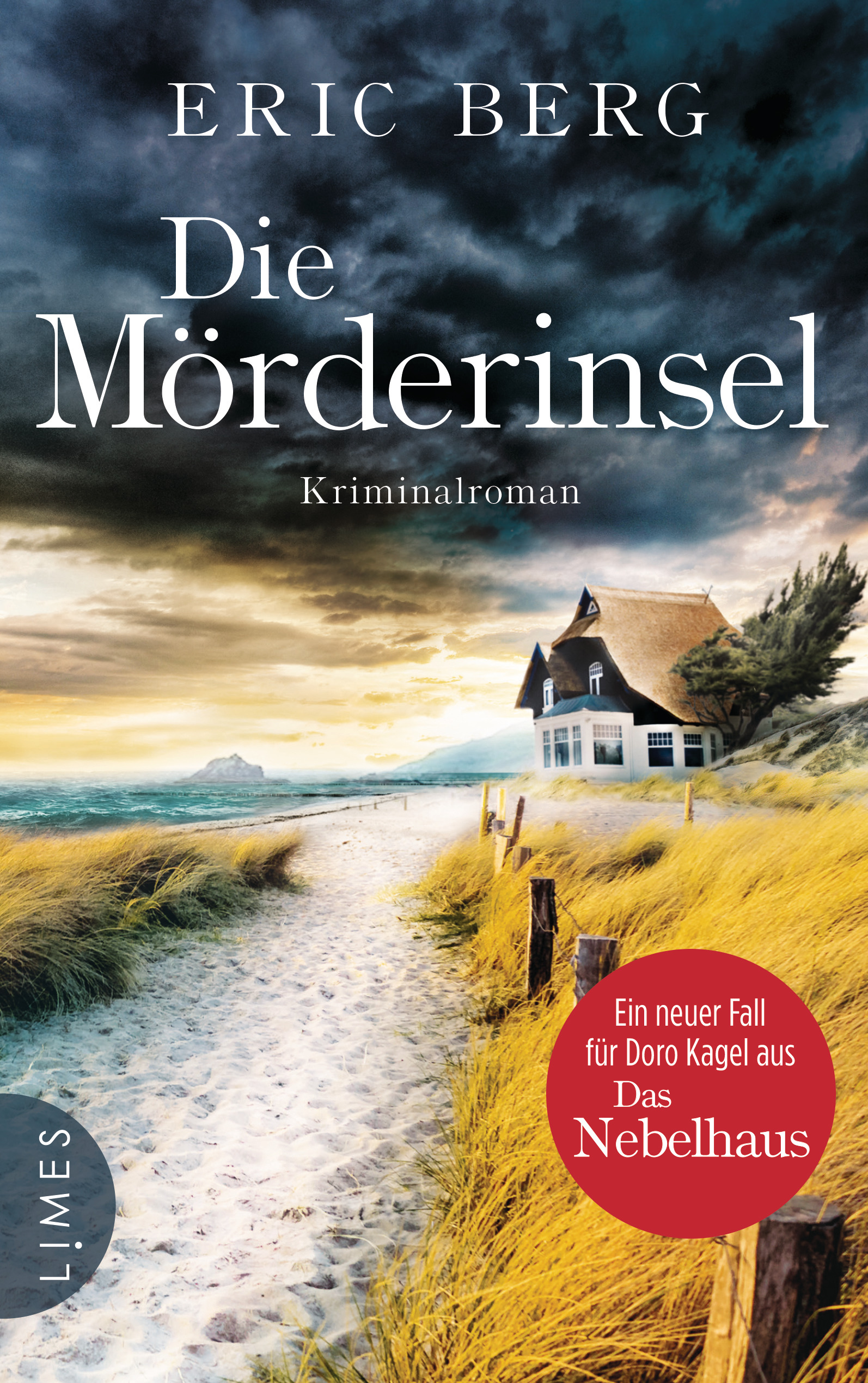 Eric Berg steigt mit neuem Roman in die Top Five der Bestsellerliste