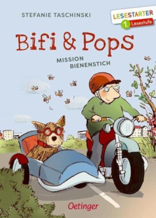 """Stefanie Taschinskis """"Bifi und Pops"""" geht mit """"Mission Bienenstich"""" in die dritte Runde"""