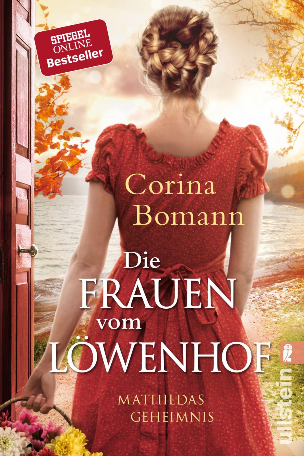 Corina Bomann auf Spiegel-Bestsellerliste Platz 1