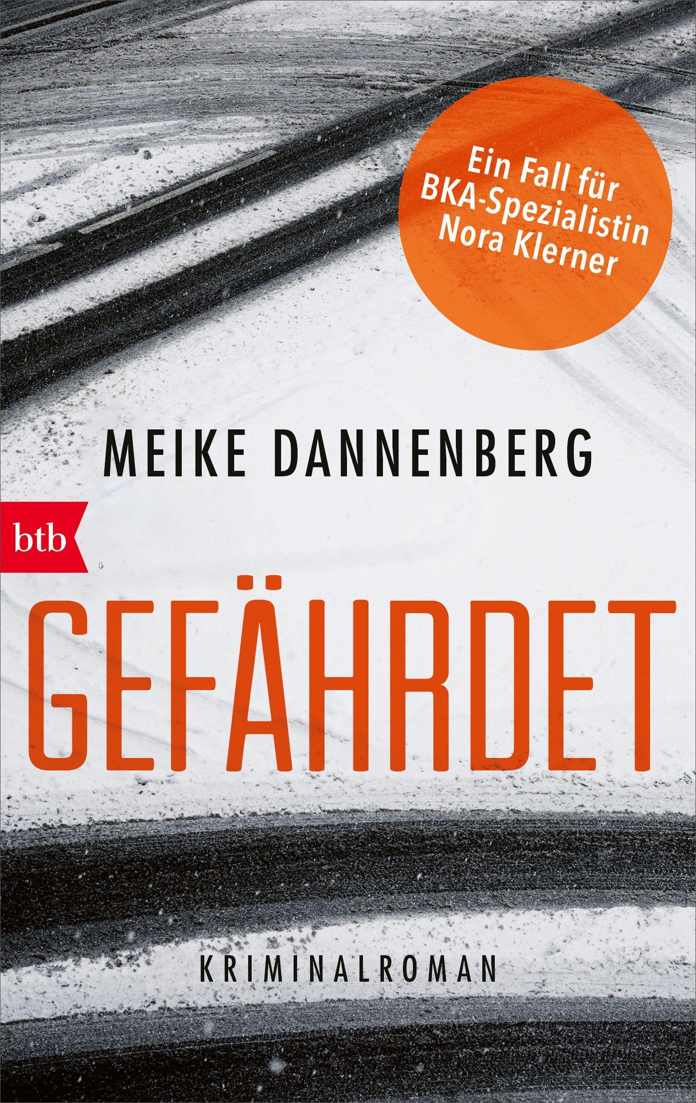 Neuer Kriminalroman von Meike Dannenberg