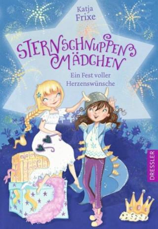 """Zweiter """"Sternschnuppen- mädchen""""-Band von Katja Frixe erscheint im Dressler Verlag"""
