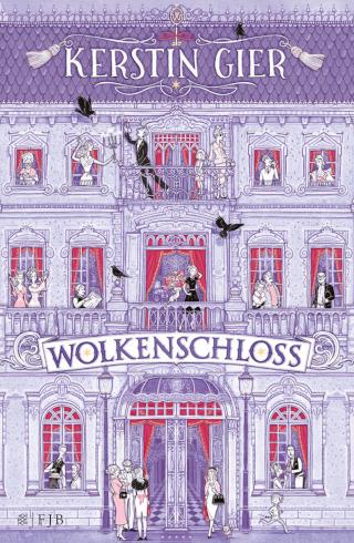 """""""Wolkenschloss"""" von Kerstin Gier sechs Wochen in den Top Ten der Spiegel-Bestsellerliste"""