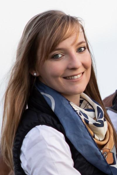 Neu in der Agentur: Jana Hoch