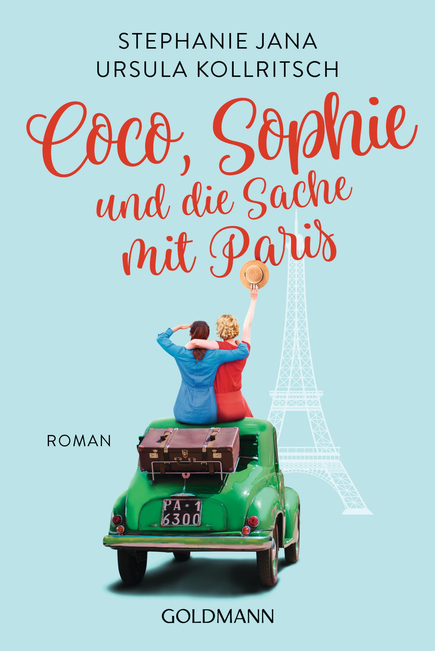 """""""Coco, Sophie und die Sache mit Paris"""" Romantik pur von Stephanie Jana und Ursula Kollritsch"""