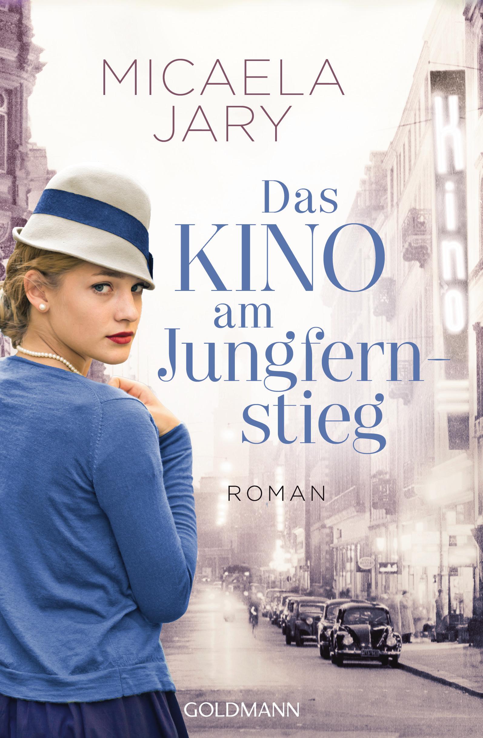 Die große Kino-Saga von Bestseller-Autorin Micaela Jary