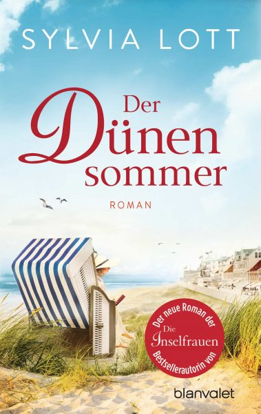 Eine Liebe auf Norderney 1959 – der neue Roman von Sylvia Lott