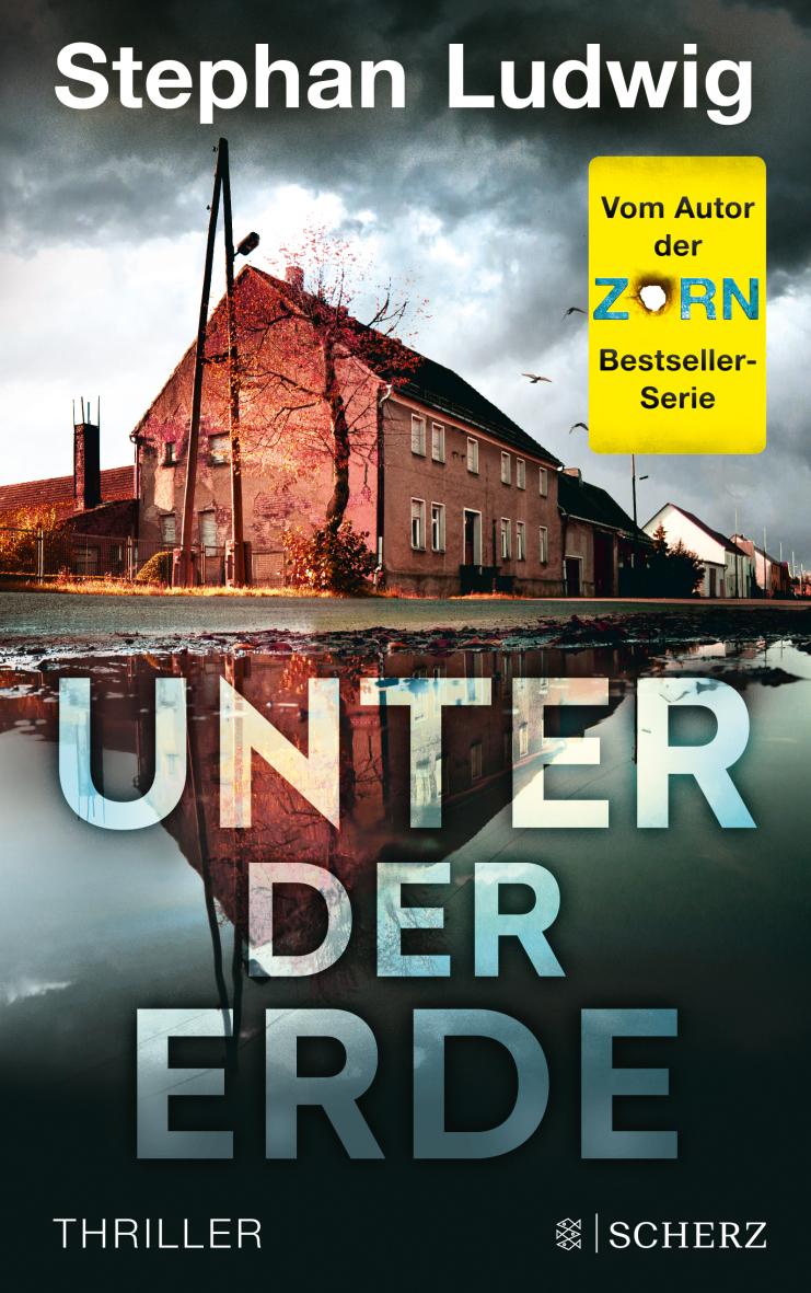 """Von Zorn-Bestseller-Autor Stephan Ludwig: """"Unter der Erde"""""""