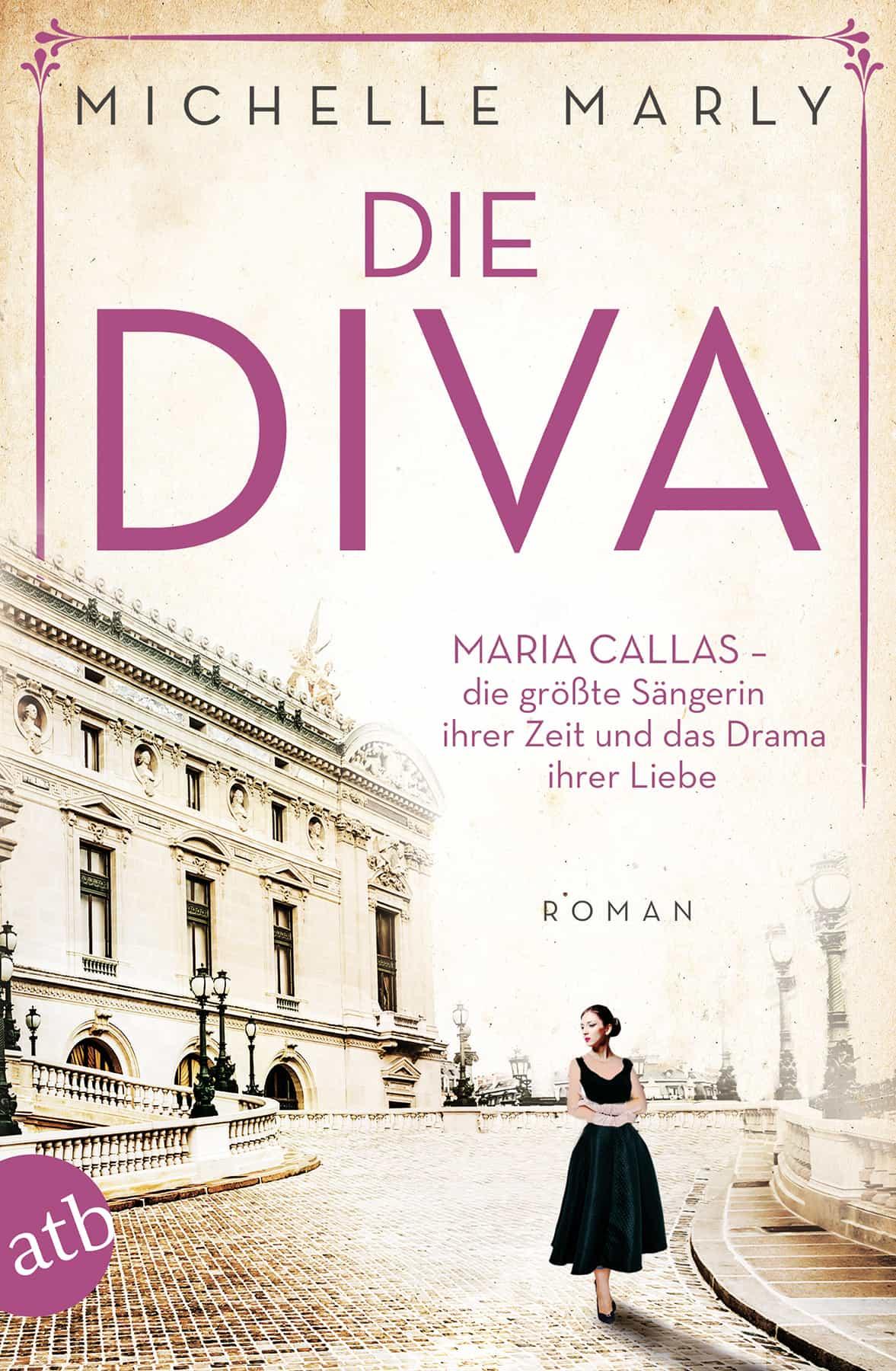 """Michelle Marly gelingt mit dem neuen Roman: """"Die Diva""""  Einstieg in die Top Ten!"""