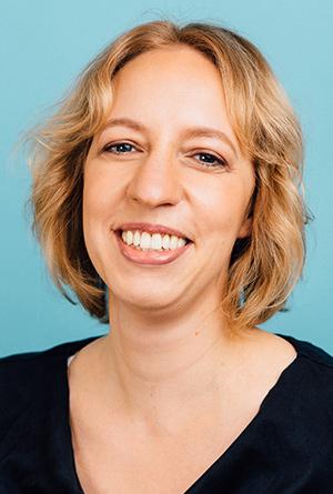 Neu in der Agentur: Rebecca Vogels