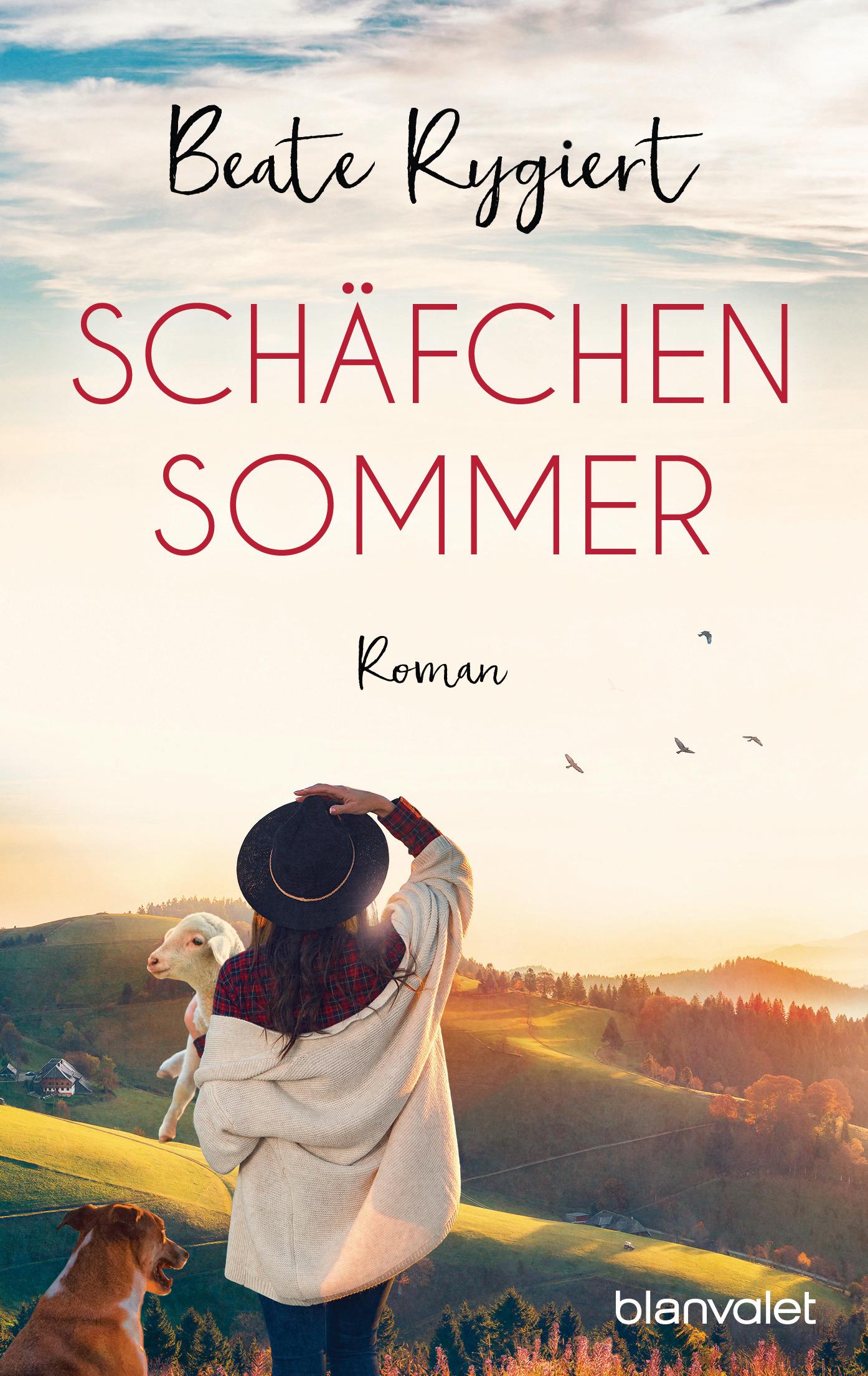 Ein Ausflug zu den Wiesen und Wäldern des Schwarzwalds – Beate Rygierts neuer Roman