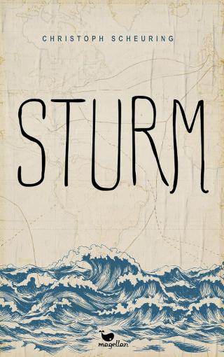 """Christoph Scheurings neuer Jugendroman """"Sturm"""" erschienen"""