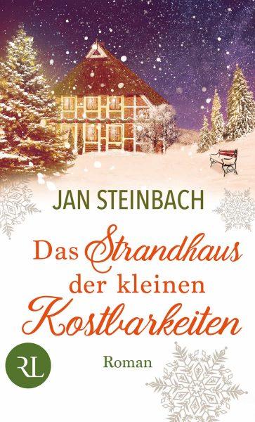 """Jan Steinbach """"Das Strandhaus der kleinen Kostbarkeiten"""""""