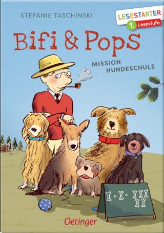 """Stefanie Taschinskis """"Bifi und Pops"""" einer der meistverkauften Erstleser des Jahres, erfährt eine Fortsetzung!"""