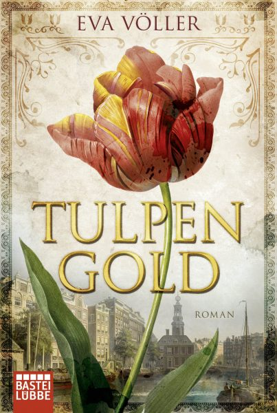 "Goldener Homer 2019 für Eva Völlers ""Tulpengold"""