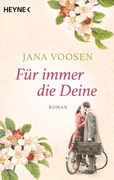 """""""Für immer die Deine"""" von Jana Voosen ab heute im Handel"""