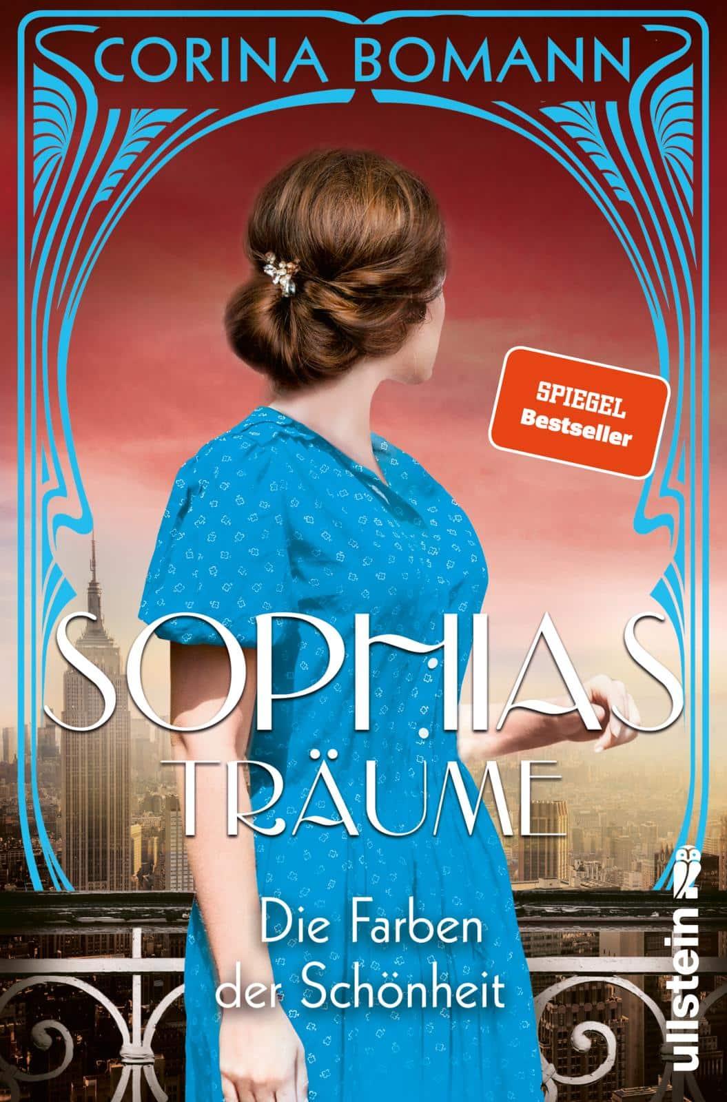 """Platz 3 der Bestsellerliste für """"Sophias Hoffnung"""""""