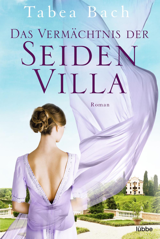 """Neueinstieg auf Platz 7 der Spiegel-Bestsellerliste: Tabea Bachs """"Das Vermächtnis der Seidenvilla"""""""