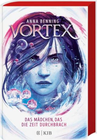 """Zweiter Teil von Anna Bennings Bestsellertrilogie """"Vortex"""" jetzt im Handel"""