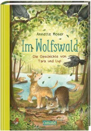 Annette Mosers neuer Kinderroman erscheint bei Carlsen