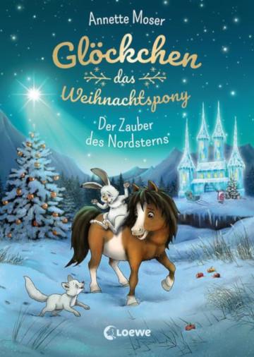Weihnachtlich stimmungsvolles Vorlesenbuch von Annette Moser