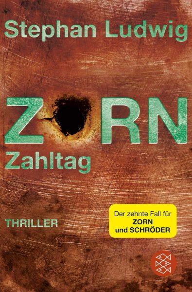 Zahltag: Der zehnte Fall der Kult-Thriller-Serie von Stephan Ludwig erscheint