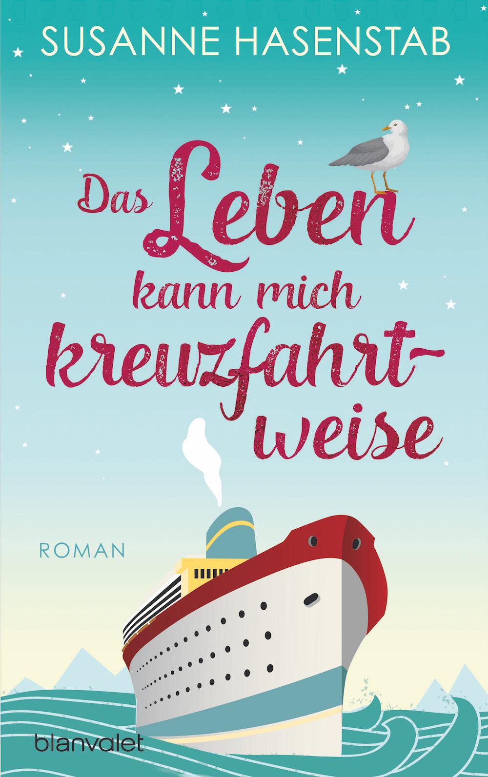 Neuer Roman von Susanne Hasenstab