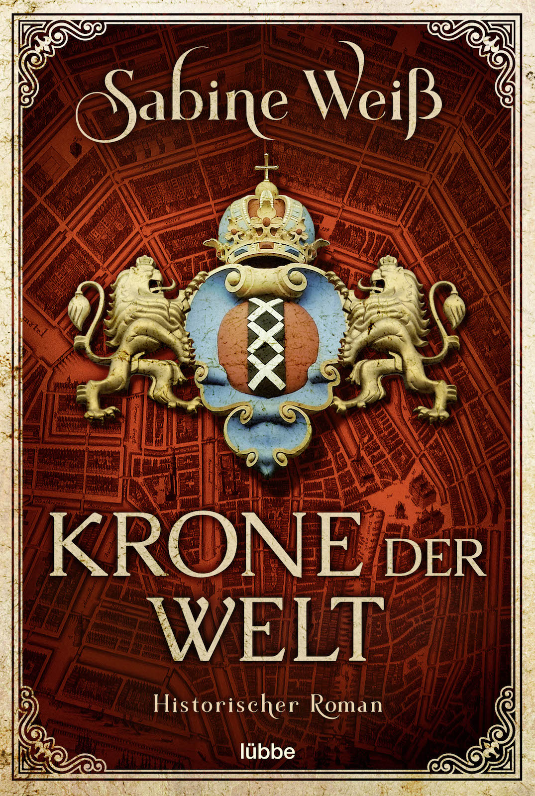 Sabine Weiß' neuer historischer Roman erscheint