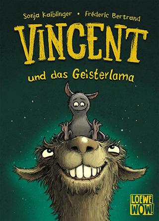 """Cooler Gruselspaß mit Fledermaus: Sonja Kaiblinger veröffentlicht """"Vincent und das Geisterlama"""""""
