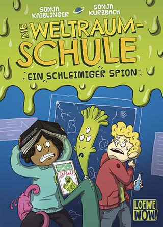"""Sonja Kaiblingers zweiter Band der Serie """"Die Weltraumschule"""" erscheint"""