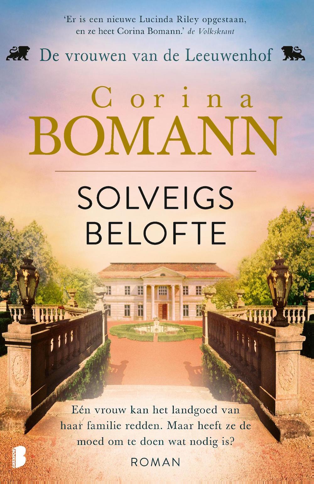 Corina Bomann: Platz 1 in Holland und Belgien