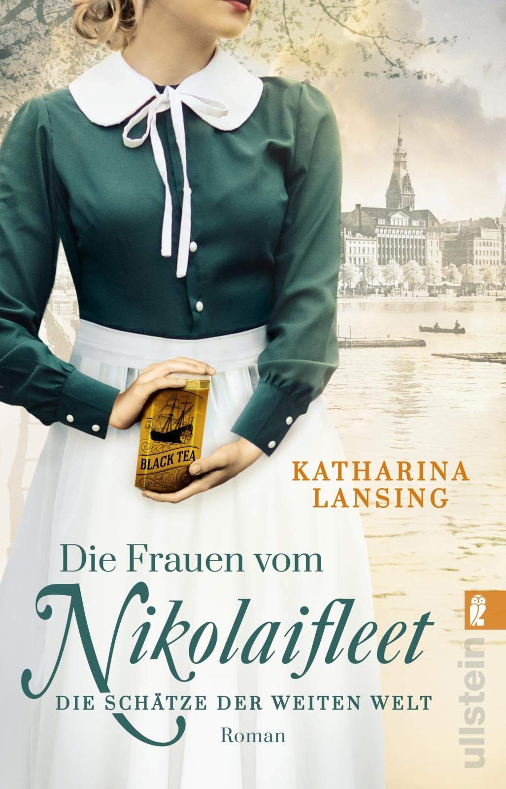 """Band 3 der """"Frauen vom Nikolaifleet"""" erscheint heute"""