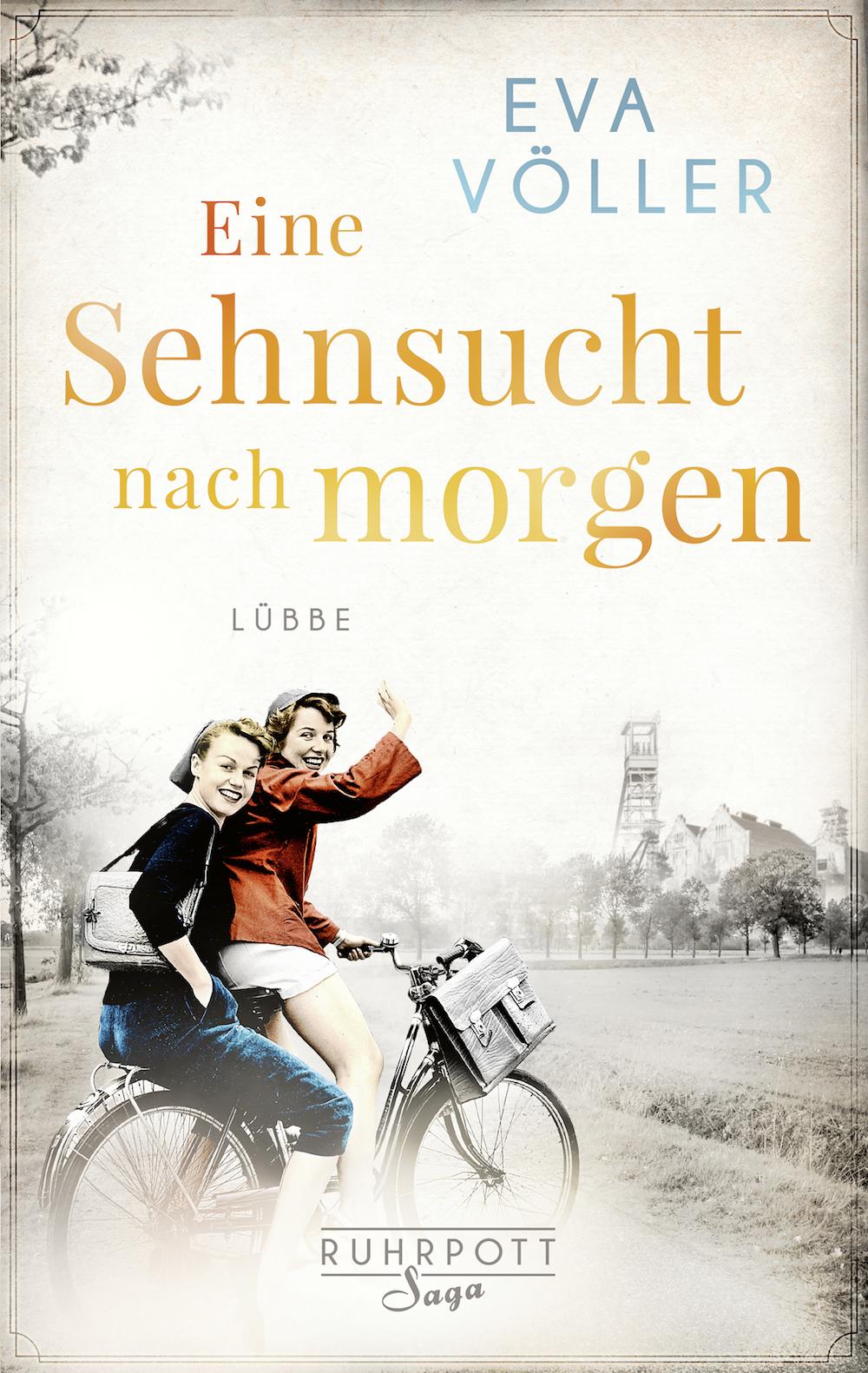 Band 3 der Ruhrpottsaga von Eva Völler erscheint heute