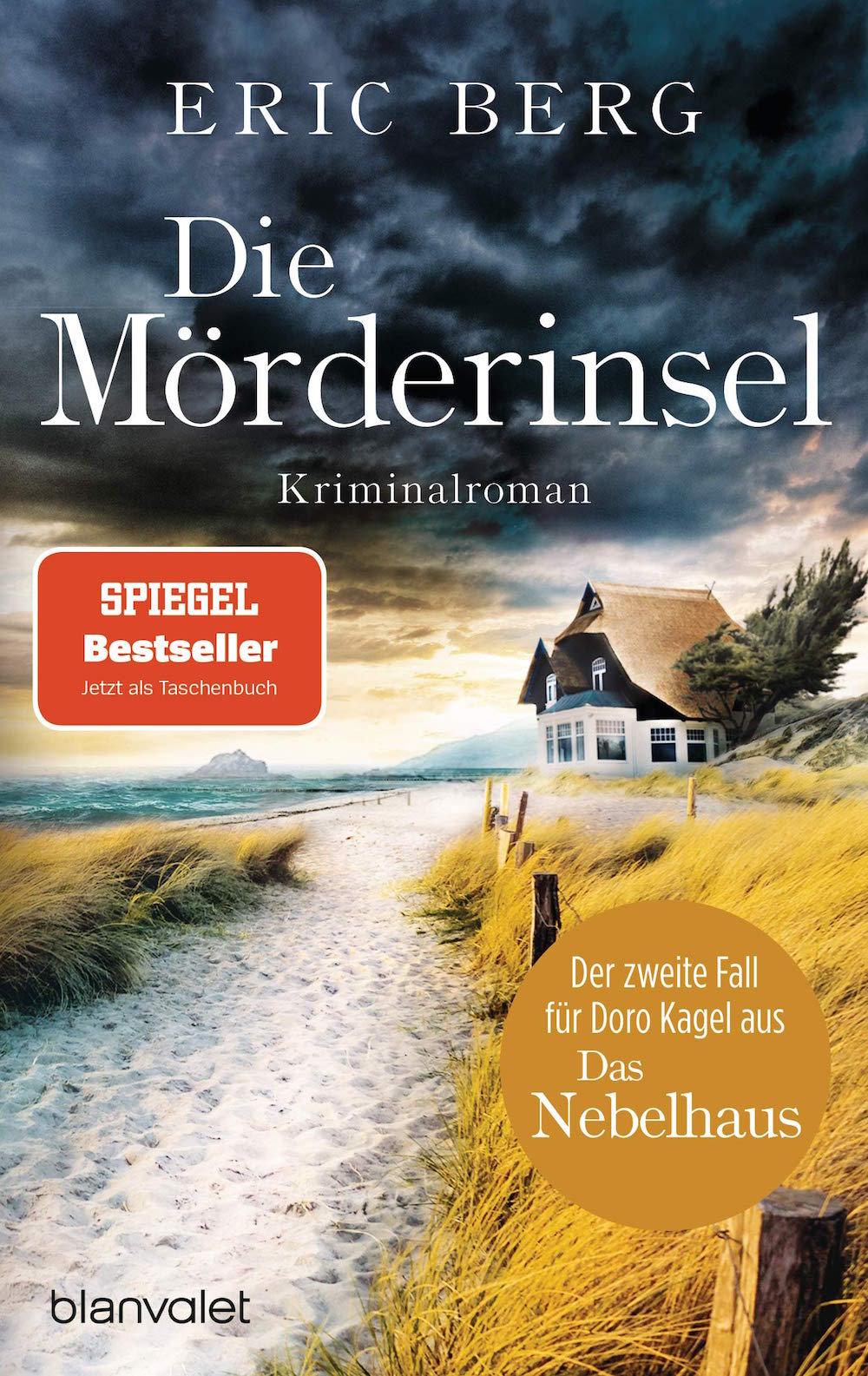 """""""Die Mörderinsel"""" im Taschenbuch: Neu auf Platz 24"""