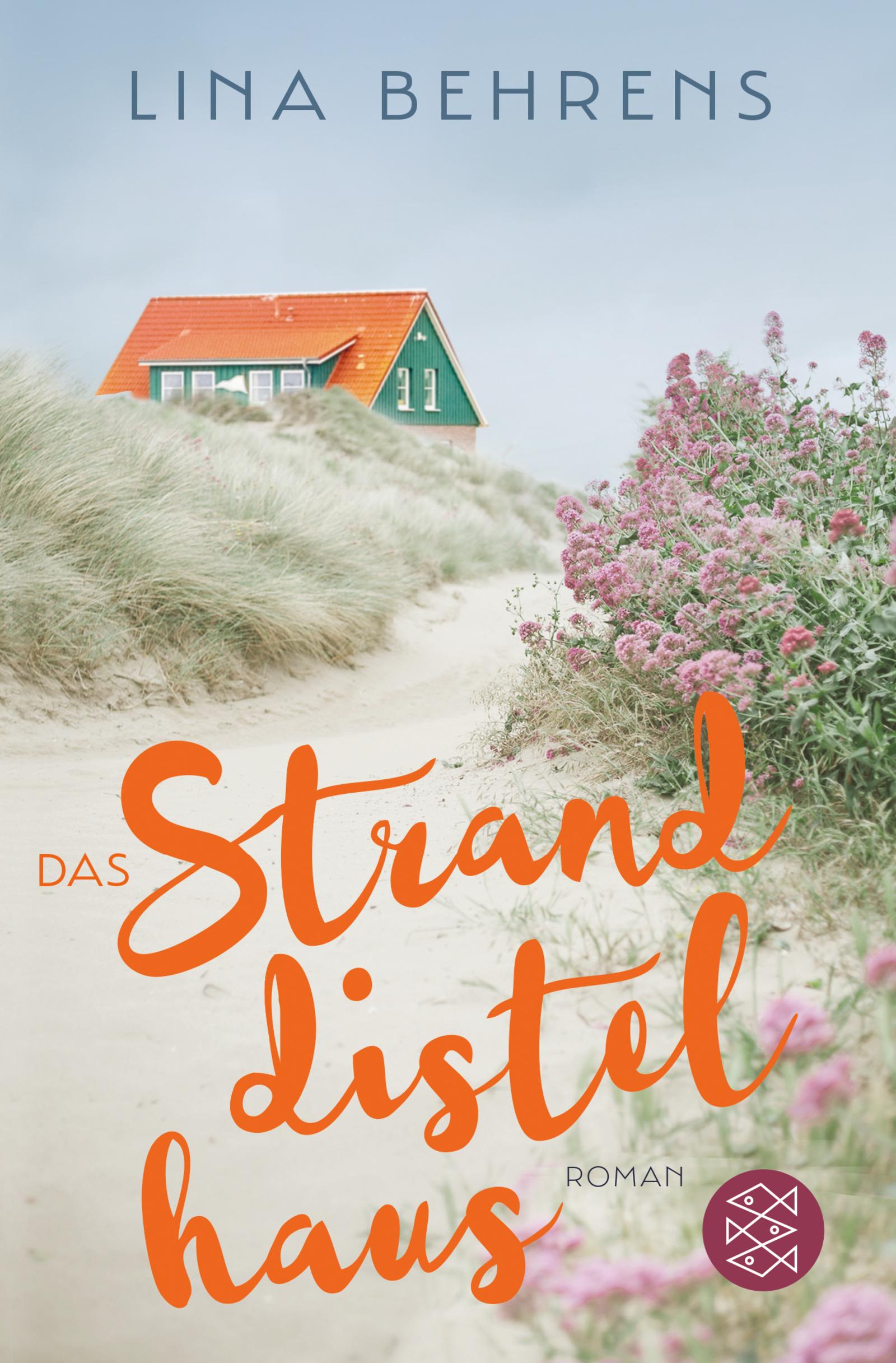 """Ab heute im Buchhandel: """"Das Stranddistelhaus"""""""