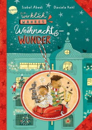 Weihnachtsbuch von Isabel Abedi erscheint