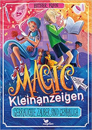 Magischer Lesestoff: Neue Serie von Esther Kuhn erscheint