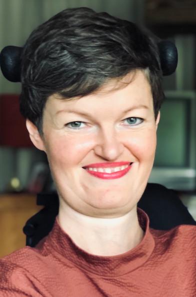 Anastasia Umrik neu in der Agentur