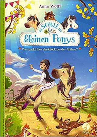 Der dritte Band der Ponyschule von Anne Wolff erscheint